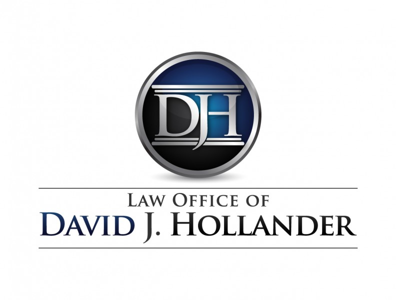 Law Office of David J. Hollander Logo