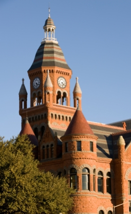 Historic Dallas County Courthouse