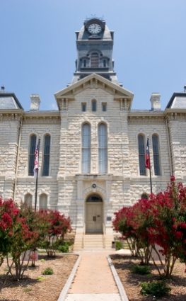 Historic Granbury City Hall